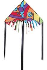 Premier Kites 24 IN. FRINGE DELTA - ORBIT