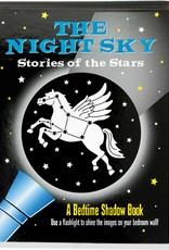 Peter Pauper Press THE NIGHT SKY BEDTIME SHADOW BOOK