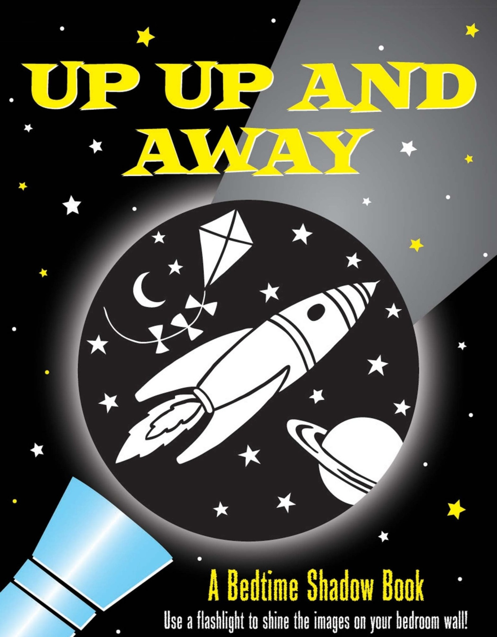 Peter Pauper Press UP, UP, AND AWAY! BEDTIME SHADOW BOOK