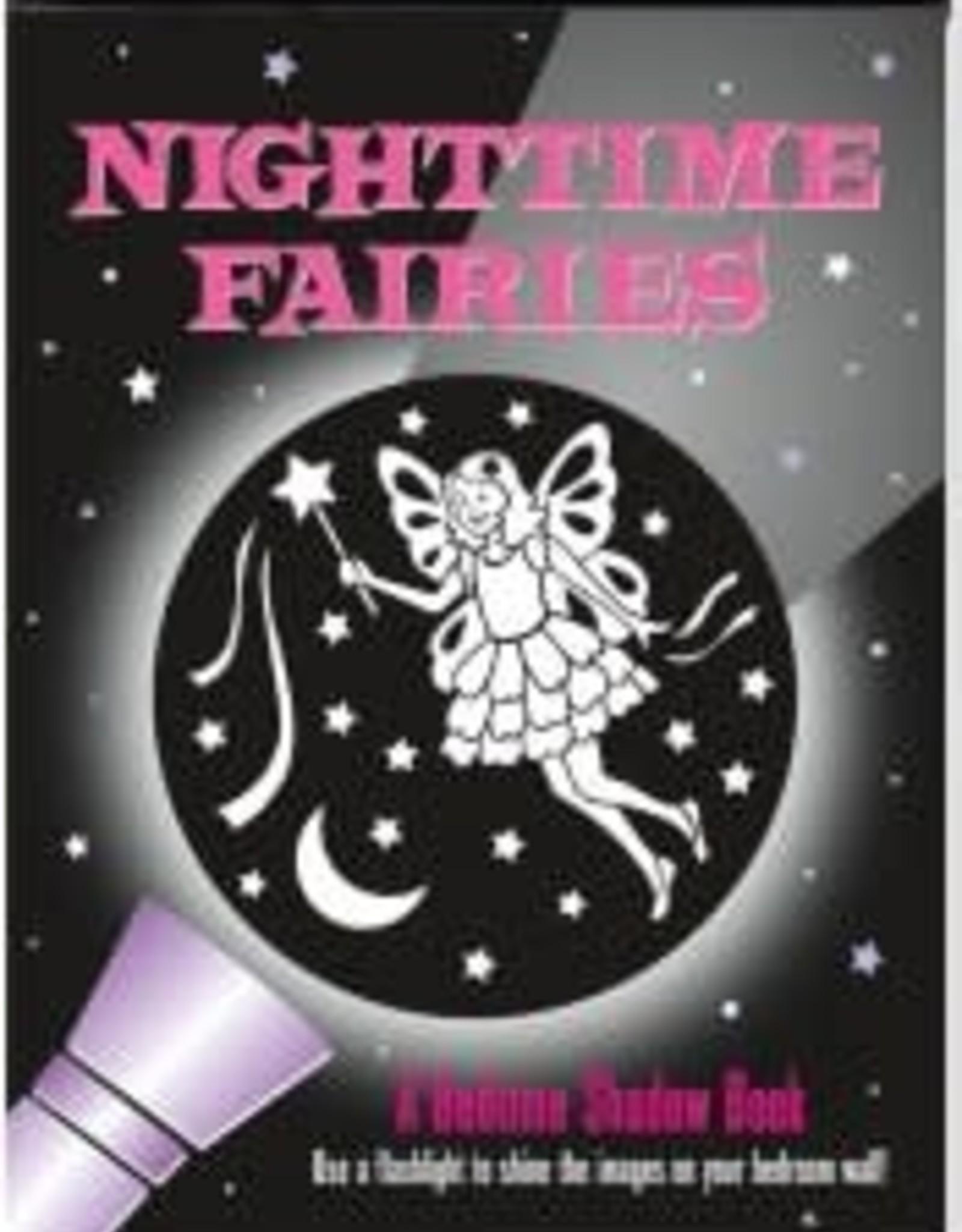 Peter Pauper Press Shadow Book: Nighttime Fairies