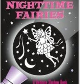 Peter Pauper Press Shadow Book: Nighttime Fairies