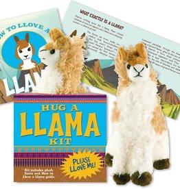 Peter Pauper Press Hug a Llama