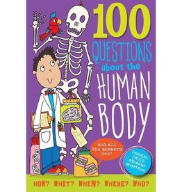 Peter Pauper Press 100 Questions About the Human Body