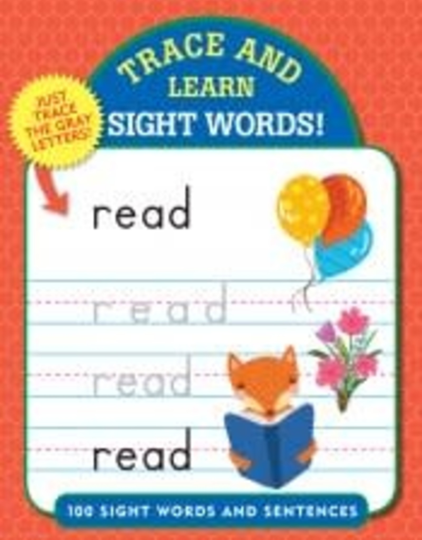 Peter Pauper Press Trace & Learn: Sight Words!