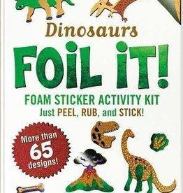 Peter Pauper Press Large Foil It! Dinosaur