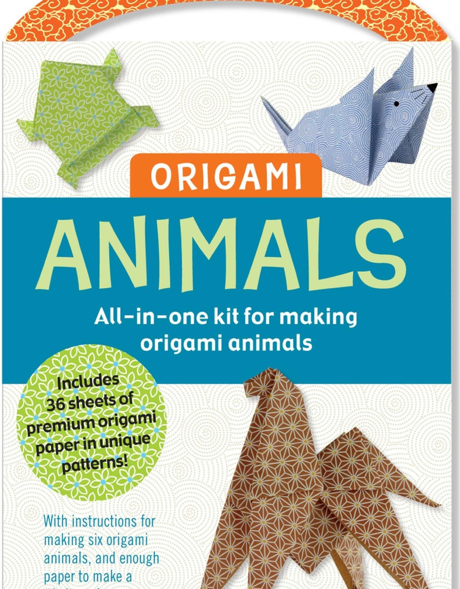 Peter Pauper Press Origami- Animals