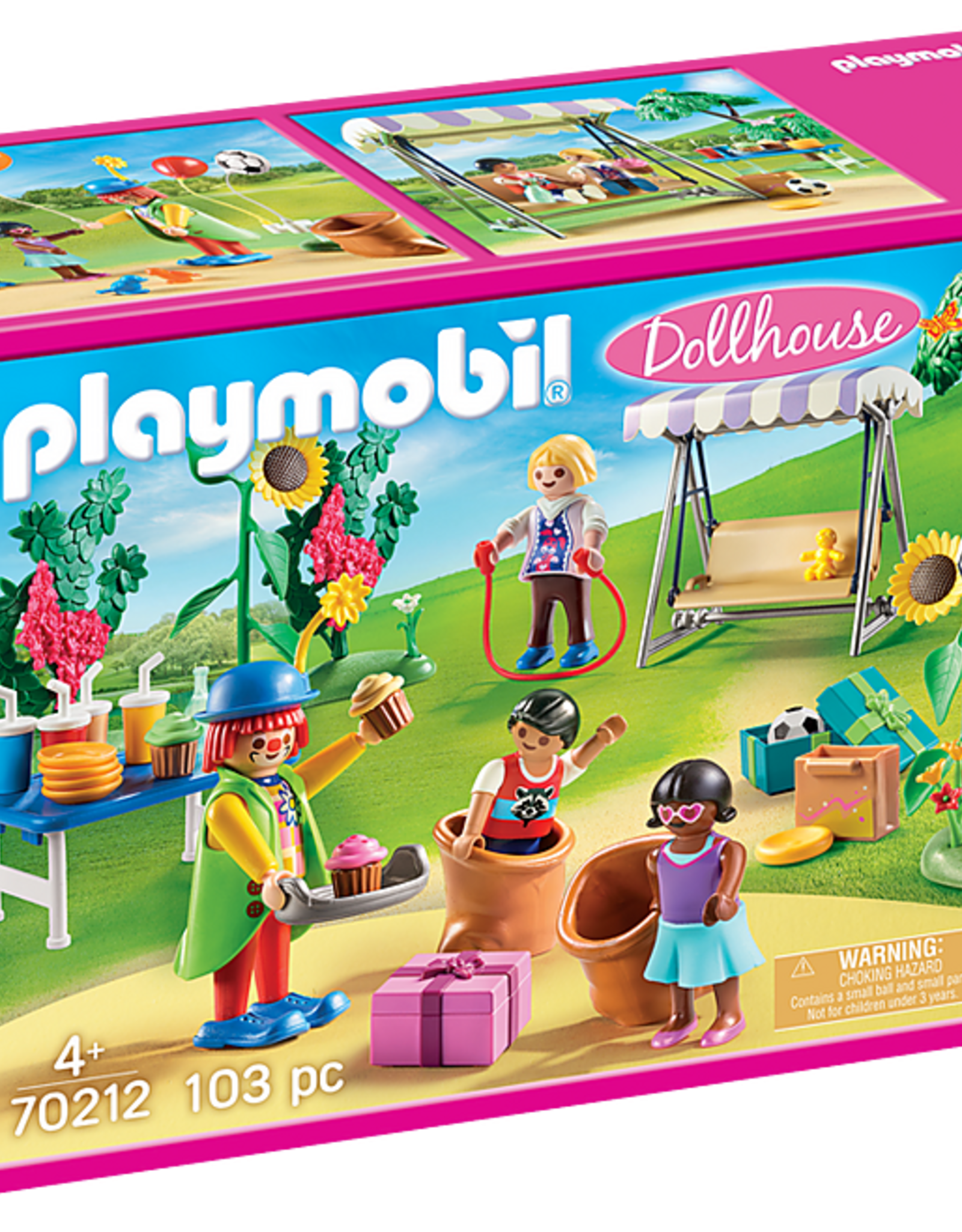 Playmobil Children's Birthday Party
