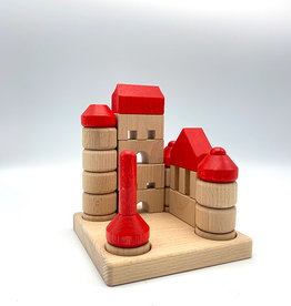 Bajo CASTLE STACKER