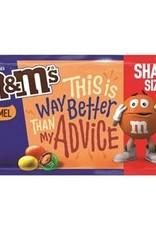 M&M M&M Caramel Share Size Messages