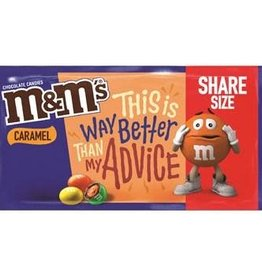M&M M&M Caramel Share Size Messages