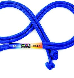 Just Jump It 8' Jump Rope Blue