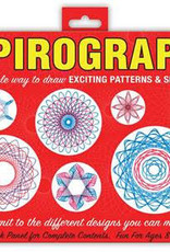 Fisher Price SPIROGRAPH (RETRO) DESIGN TIN