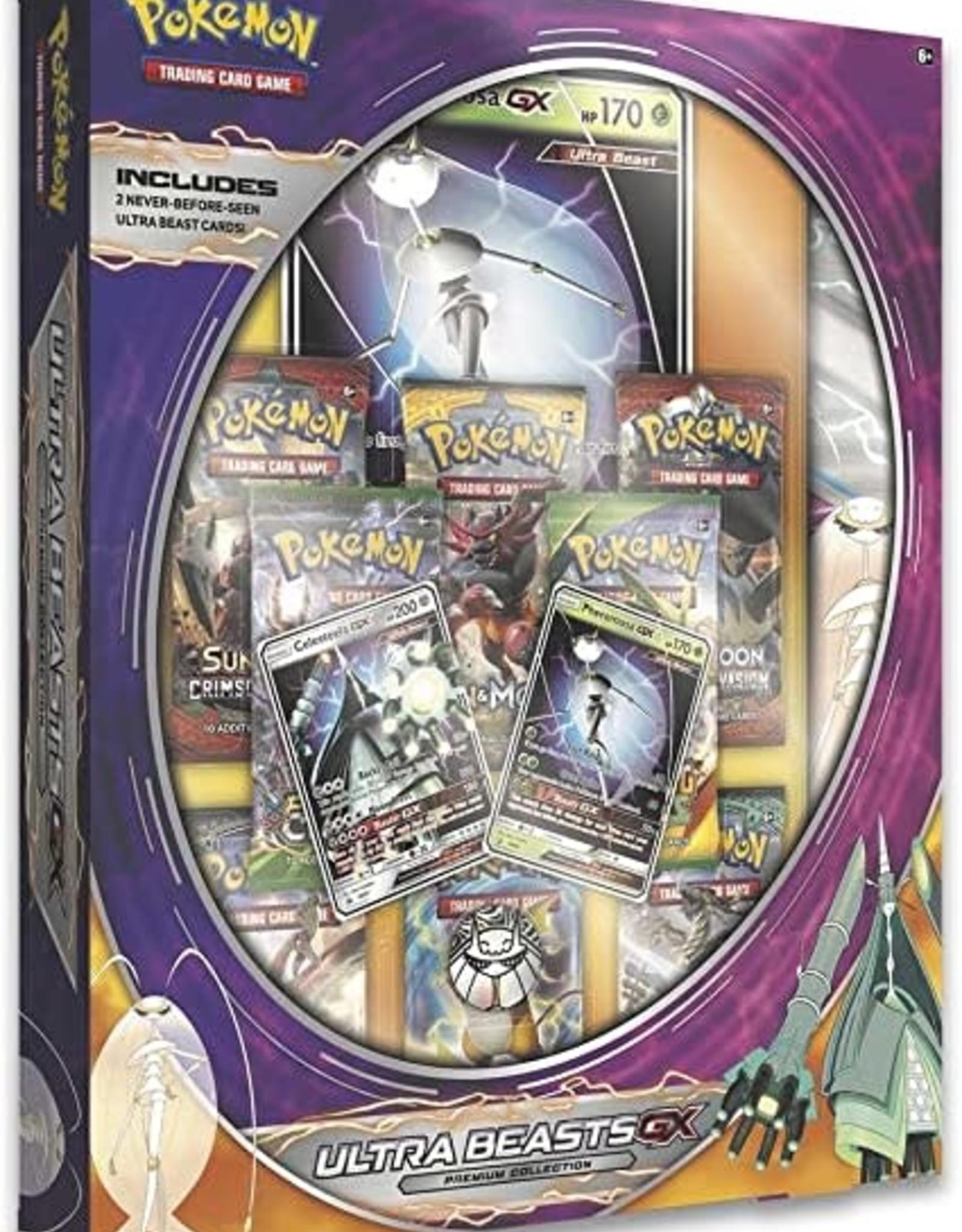 Pokemon Pokemon Ultra Beast GX Premium Collection - Purple