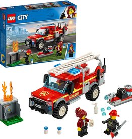 LEGO Fire Chief Response Truck 60231