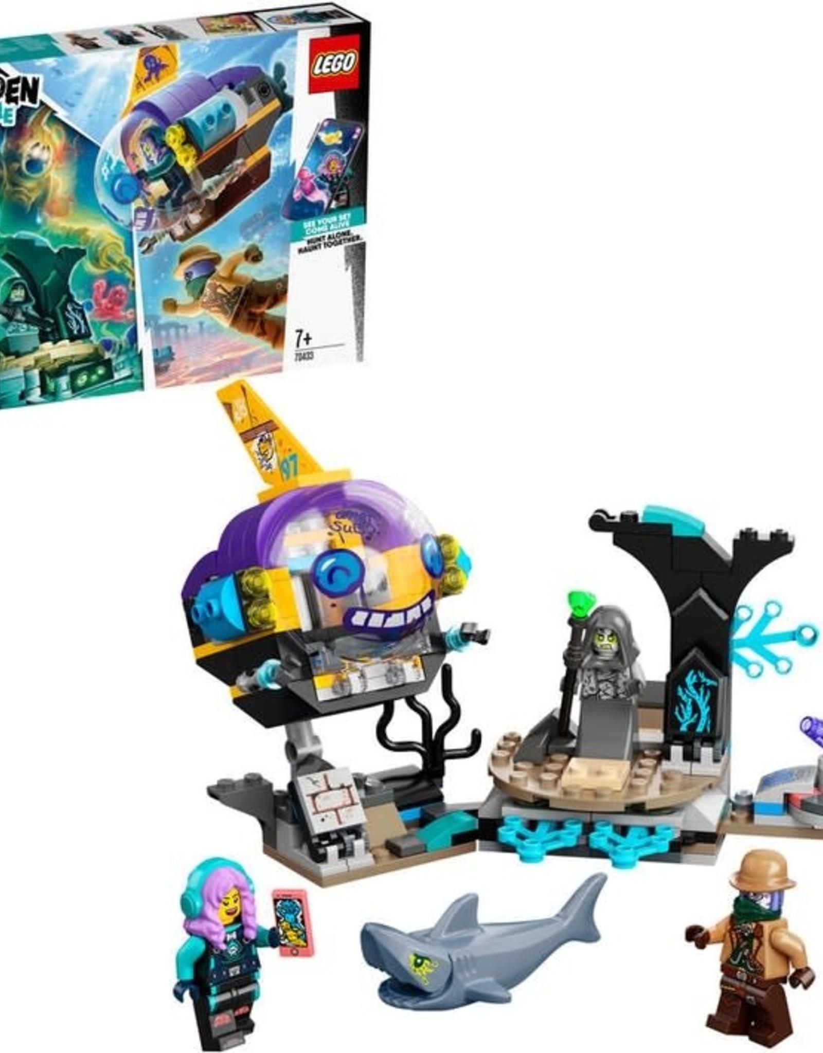 LEGO J.B's Submarine 70433