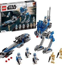 LEGO 501st Legion Clone Troopers 75280