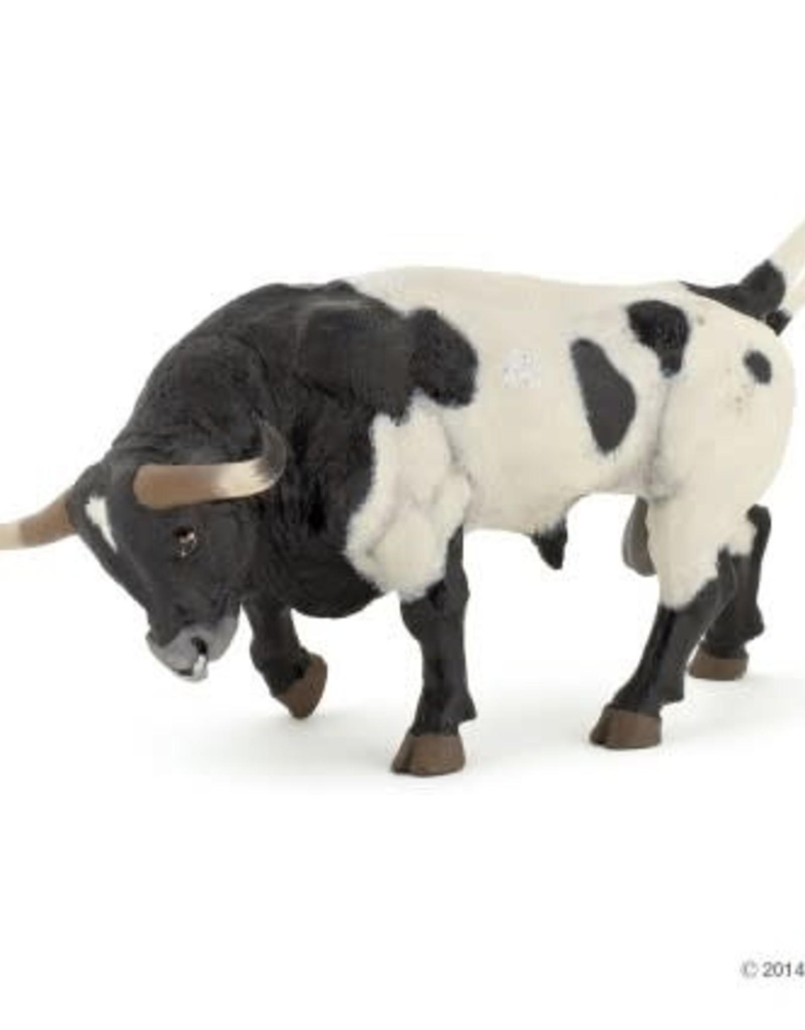 Papo Papo Taureau Texan Bull