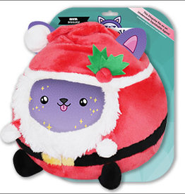 Squishable Undercover Santa Disguise