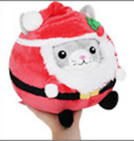 Squishable Undercover Kitty in Santa