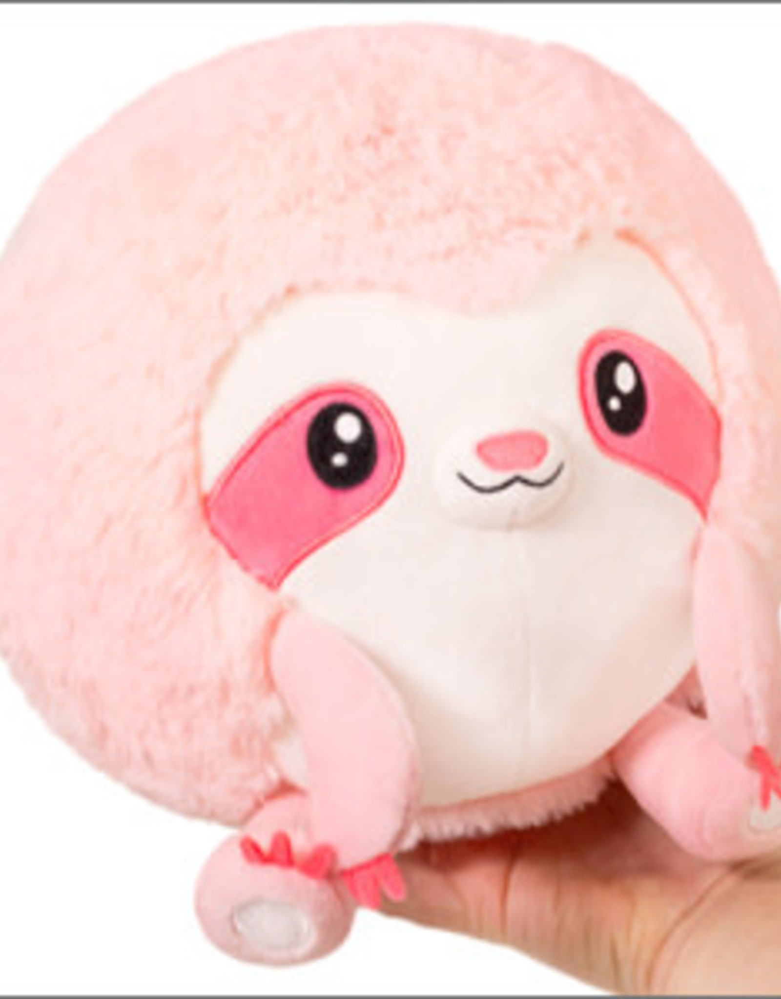 Squishable Mini Pink Sloth