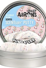 Crazy Aaron's Thinking Putty Gumballer 2.75'' Scented