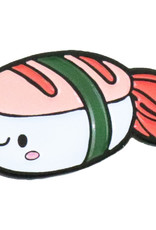 Squishable Enamel Pin - Shrimp Sushi