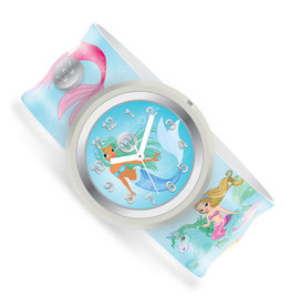 Watchitude Slap Watch - Mermaids Party