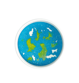 Crazy Aaron's Thinking Putty Planet Earth Luxe Cup