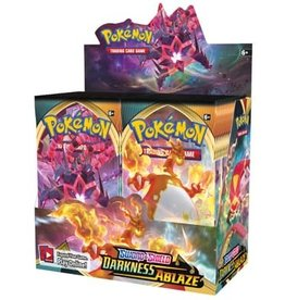 Pokemon POKEMON : Darkness Ablaze Booster