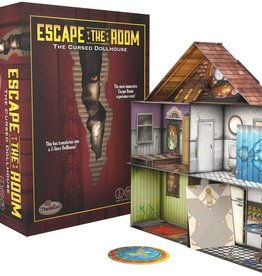 Think Fun Escape The Room: Cursed Doll House