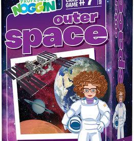 Professor Noggin Prof. Noggin Outer Space