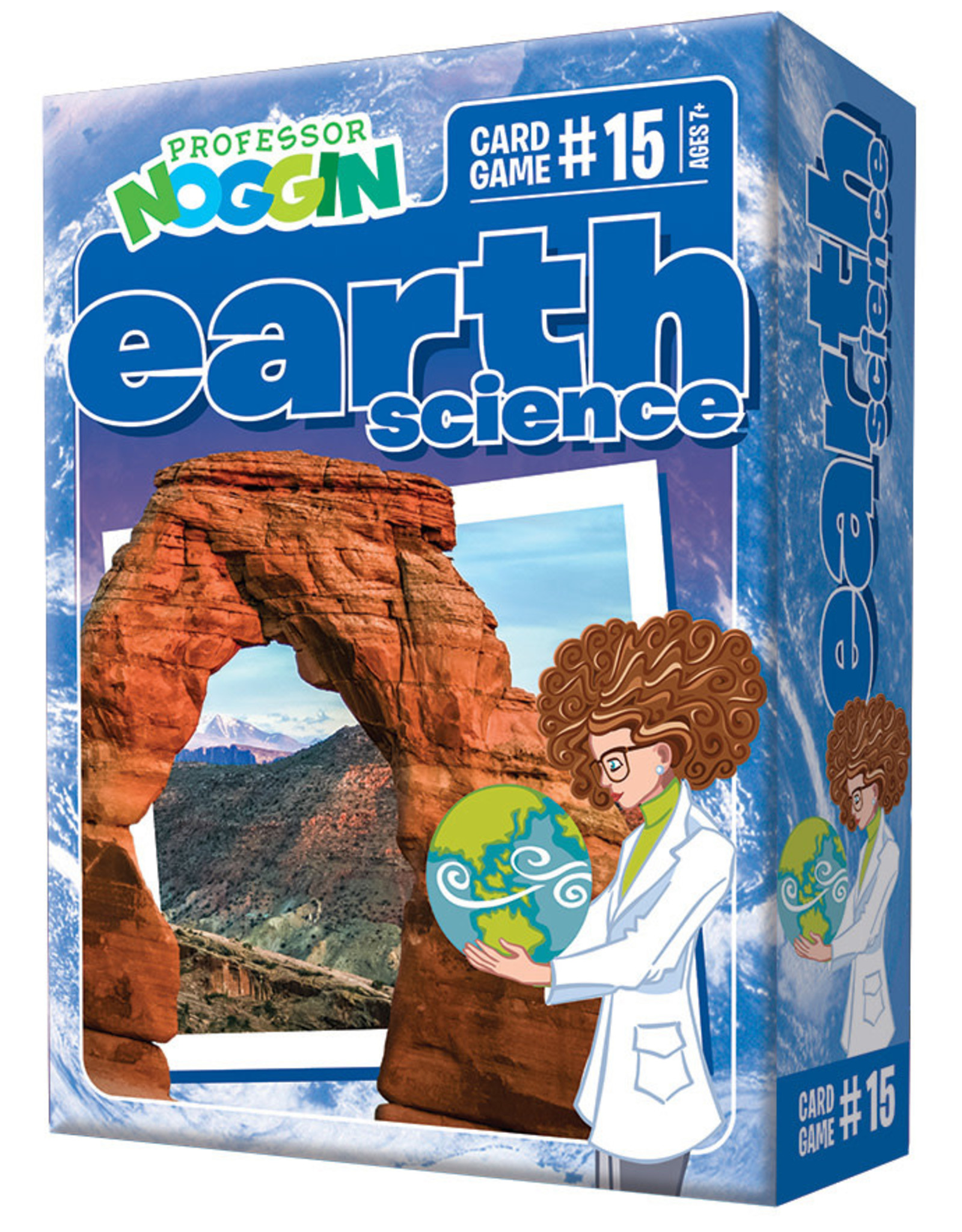 Professor Noggin Prof. Noggin Earth Science