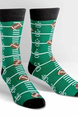 Sock It To Me MEN'S CREW: TOUCH DOWN