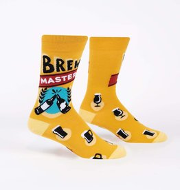 Sock It To Me MEN'S CREW: BREWMASTER