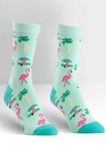 Sock It To Me WOMEN'S CREW: FLORIDA