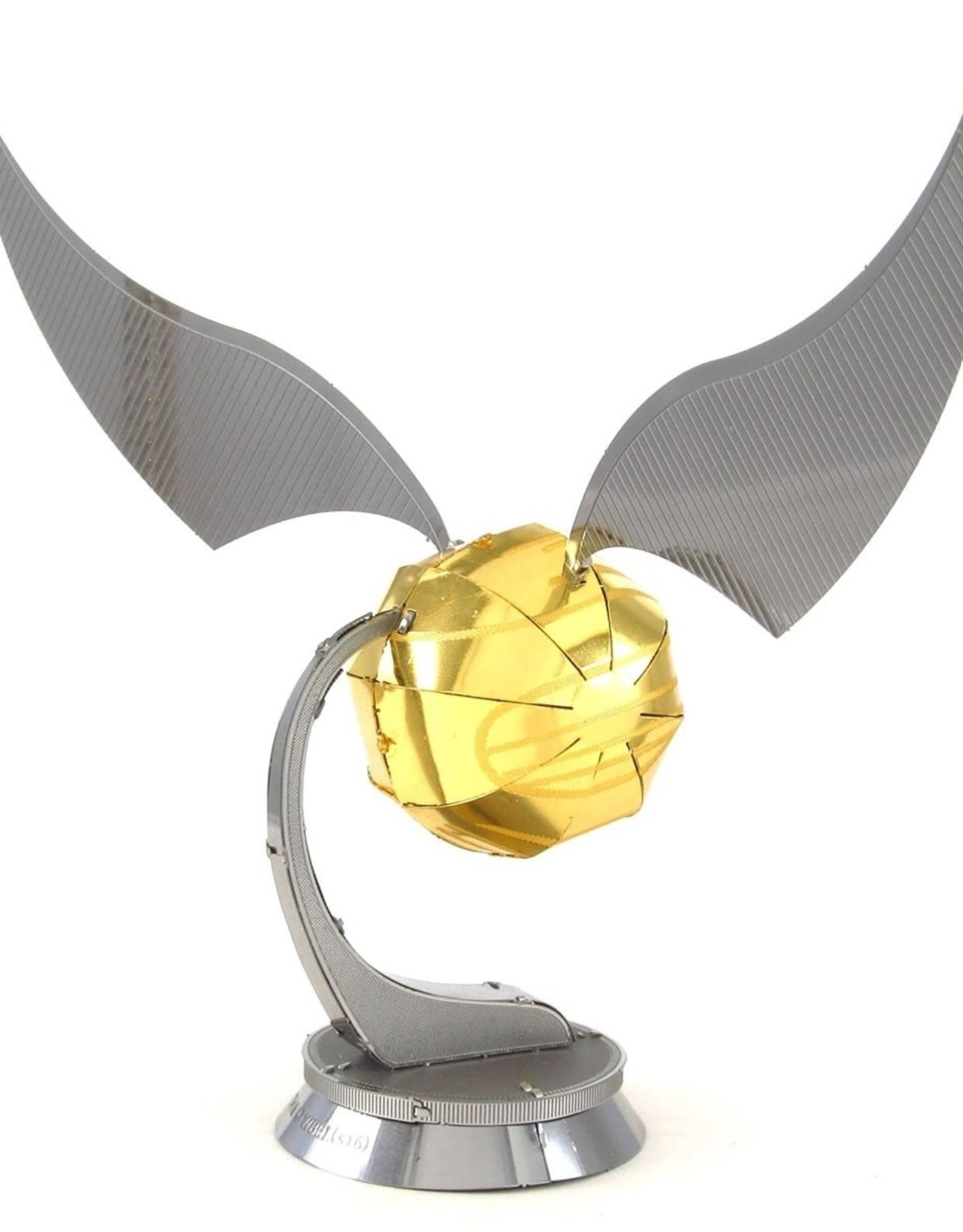 MetalEarth M.E., H. Potter Golden Snitch, 2 sheets