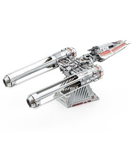 MetalEarth M.Earth, S.Wars Zoriis Y-Wing  Fighter