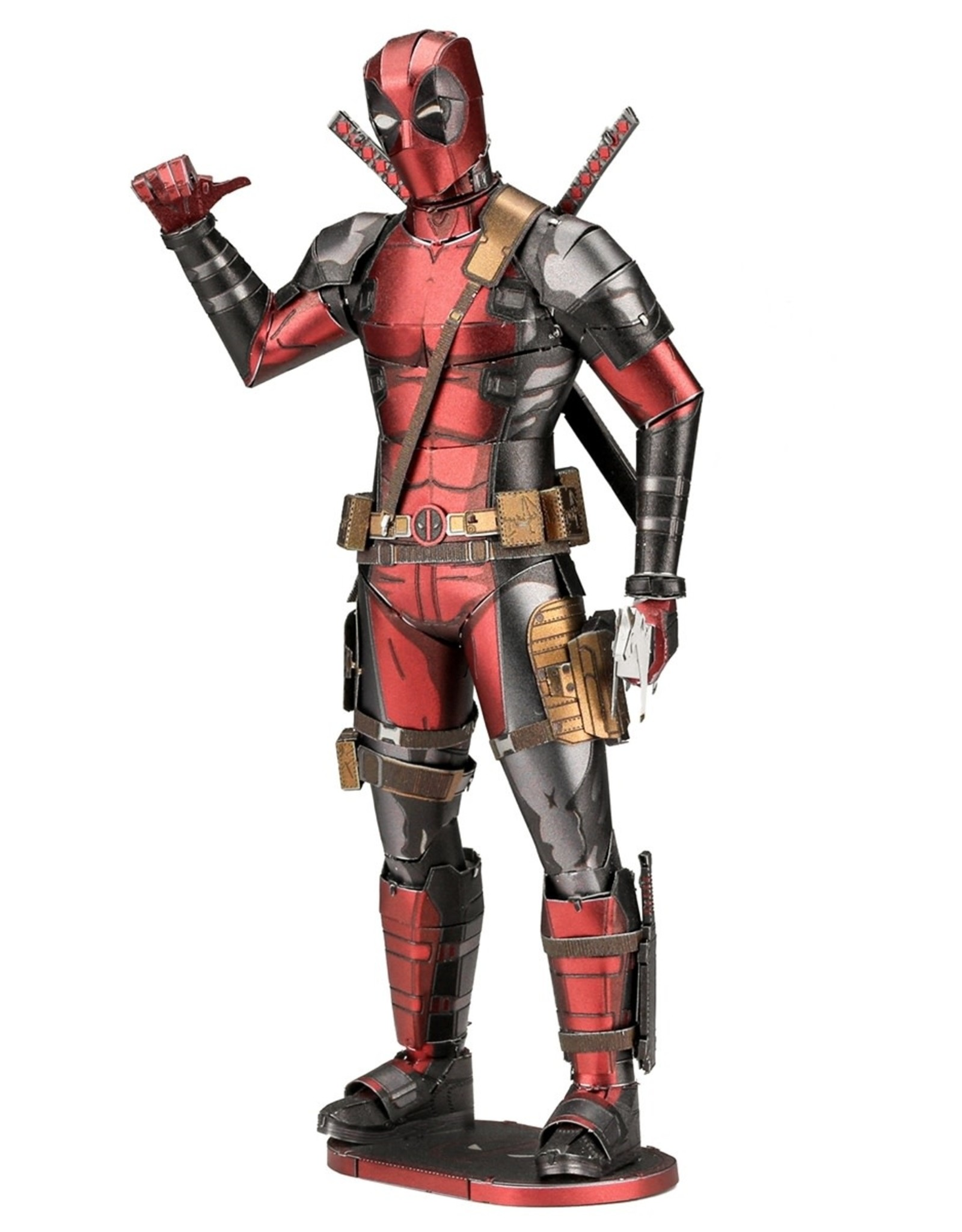 MetalEarth M.E., Marvel - Deadpool
