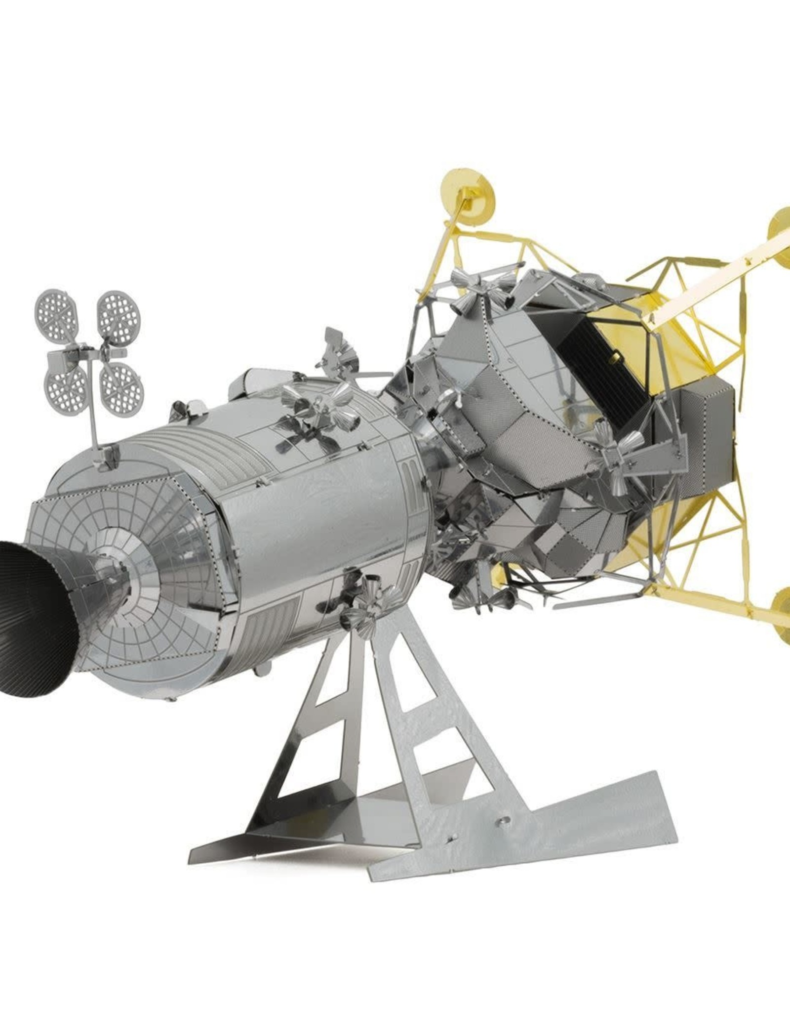 MetalEarth M.E., Apollo CSM with Lunar Model