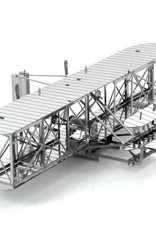 MetalEarth M.E., Wright Brothers Airplane, 1 sheet