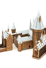 MetalEarth ICONX - Harry Potter - Hogwarts Castle, 4 sheets