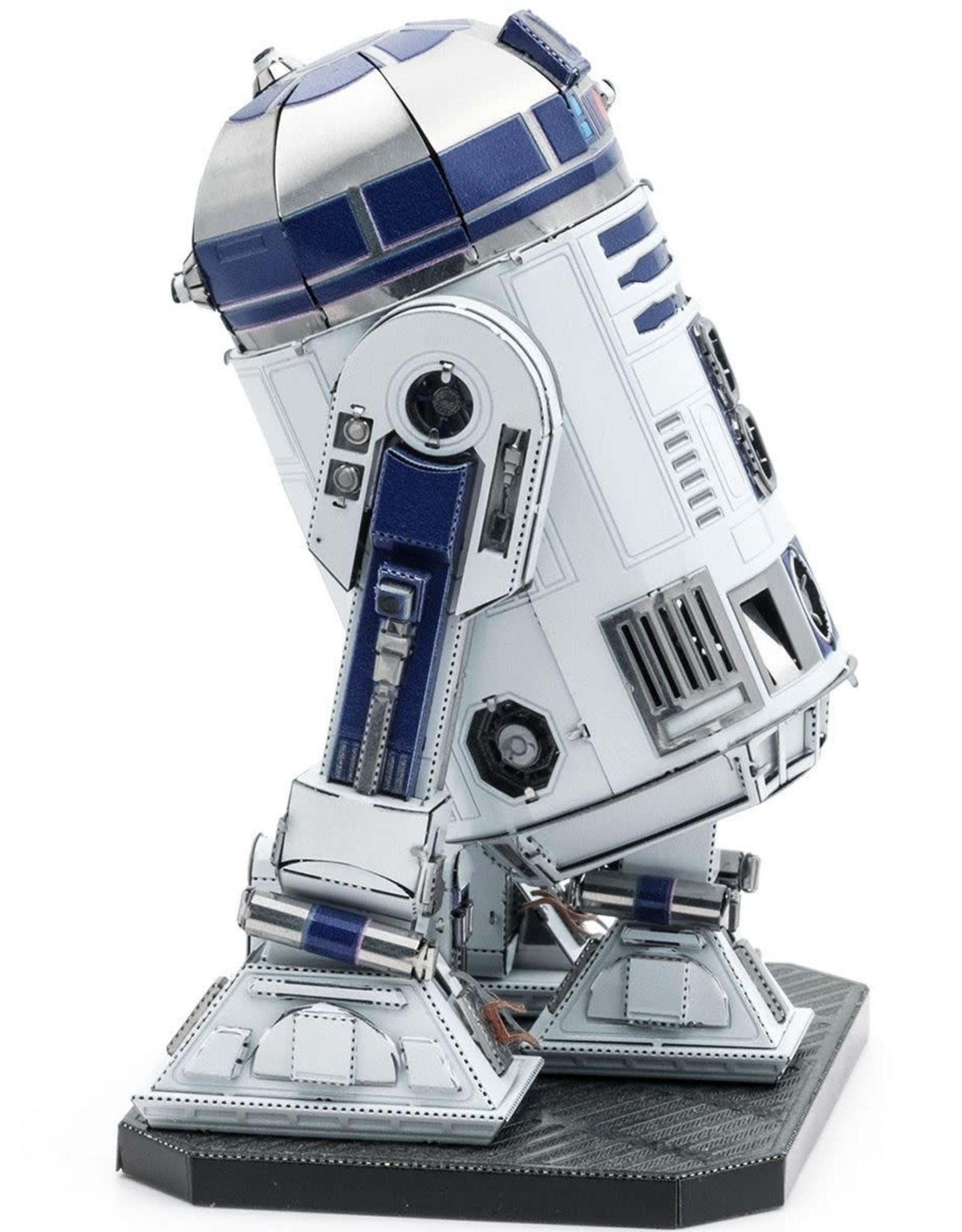 MetalEarth ICONX - Star Wars - R2-D2, 2 sheets