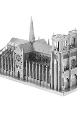MetalEarth Iconx, Notre Dame, 2 sheets