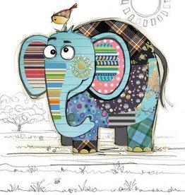 Incognito Card Kooks-Eric Elephant