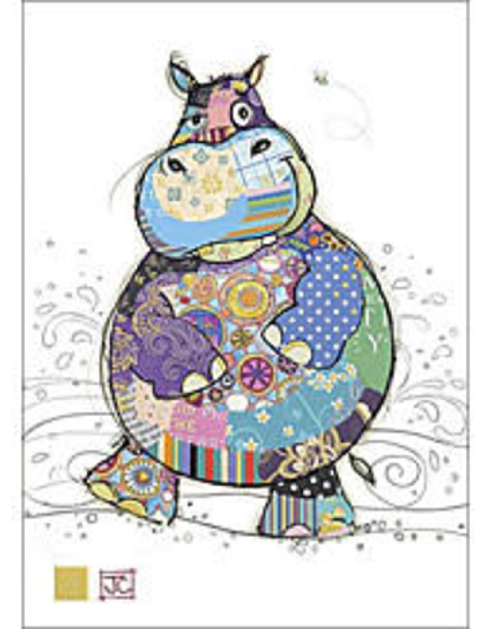 Incognito Card Kooks-Harry Hippo
