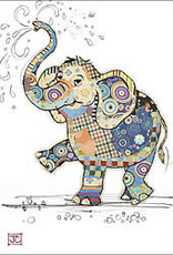 Incognito Cards Critters-Eddie Elephant