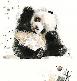 Incognito Card Critters-Baby Panda