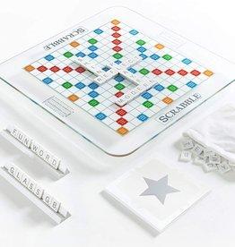Hasbro SCRABBLE - GLASS EDITION
