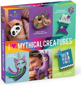 Ann Williams I Love Mythical Creatures
