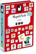 Janod Magnetibook Alphabet - Francais